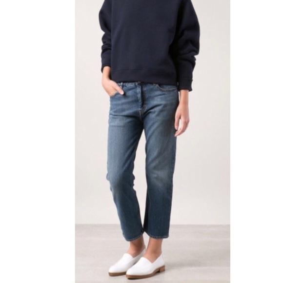 9a34ca272c76 Acne Jeans   Studios Pop Vintage Wash Jean   Poshmark